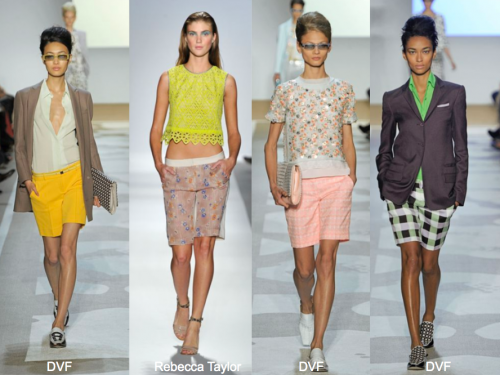 Fashiontrends 2013 – De bermuda