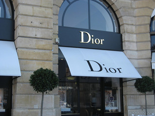 Christian Dior opent begin 2014 winkel in Amsterdam