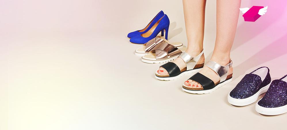 Online schoenenwinkel Sarenza komt met eigen schoenenmerk