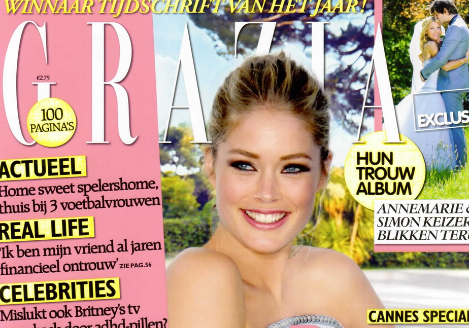 Genomineerde Grazia Fashion Awards 2014 bekend