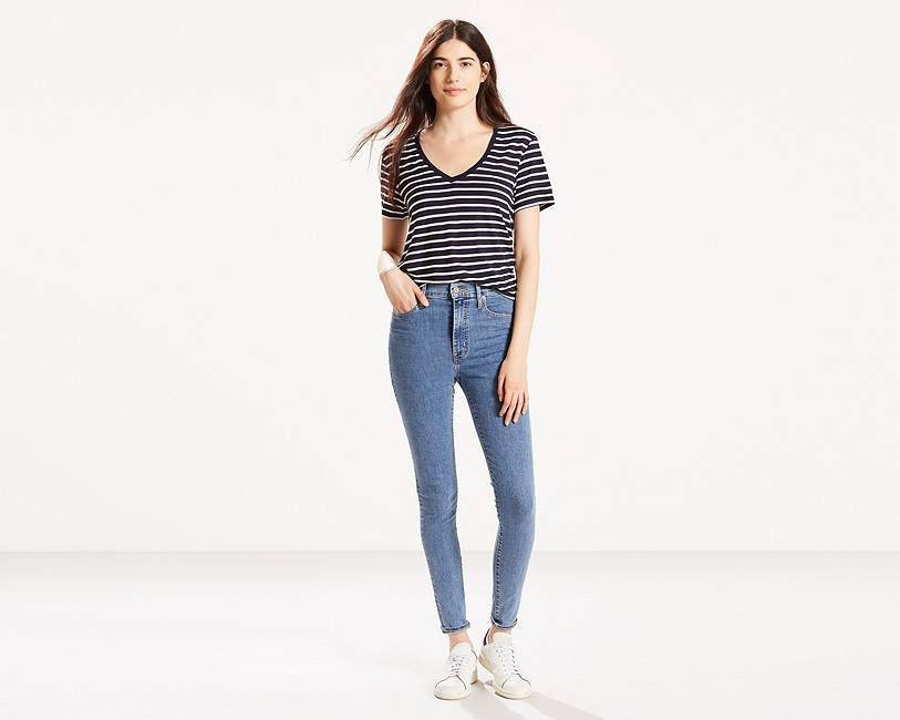 Skinny jeans voor mannen en vrouwen
