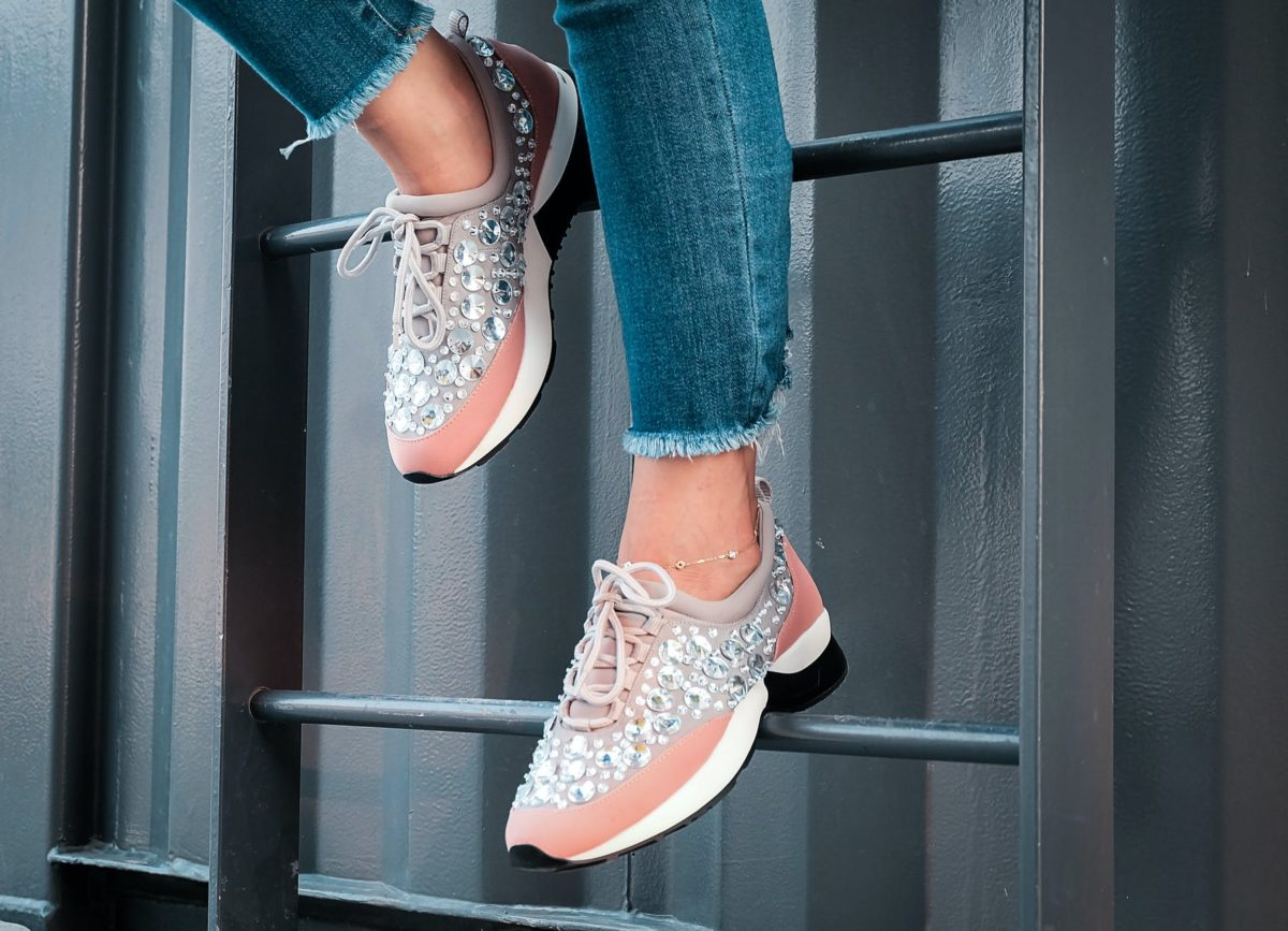 dames sneaker trends 2020